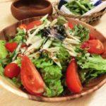 サラダダイエットはドレッシングも重要!正しい方法とレシピは?